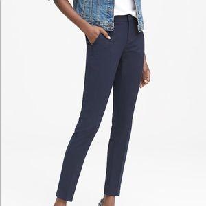Banana republic RYAN blue trouser pants 4